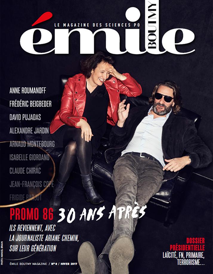 Couverture Émile n° 8