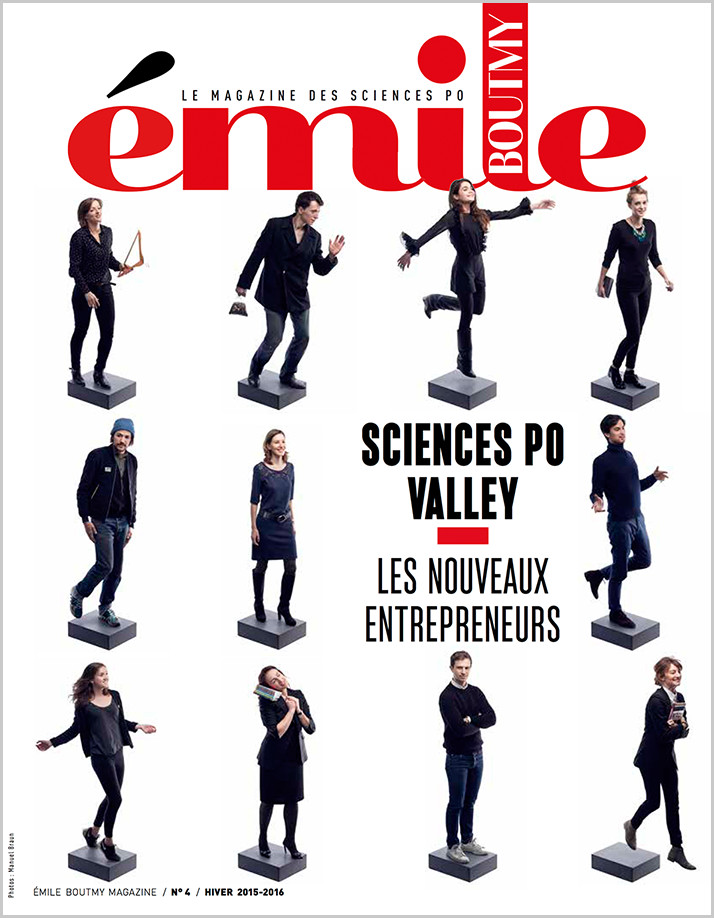 Couverture Émile n° 4