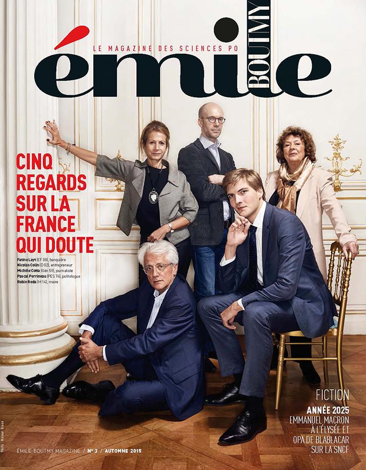Couverture Émile n° 3