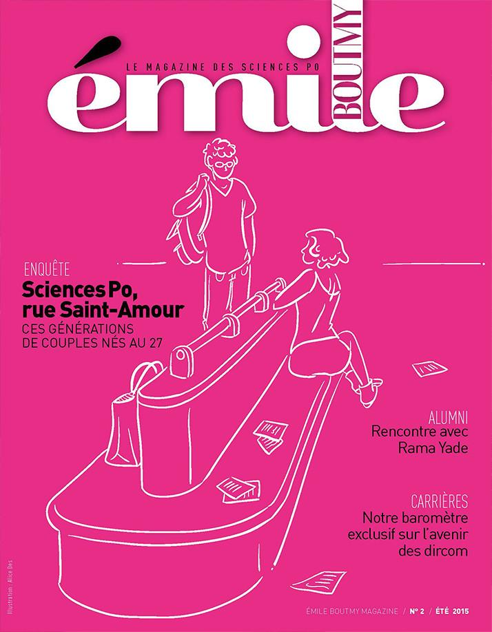 Couverture Émile n° 2