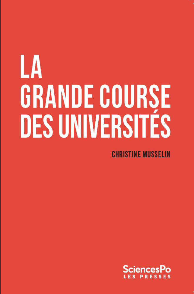 La Grande Course des Universités - Christine Musselin