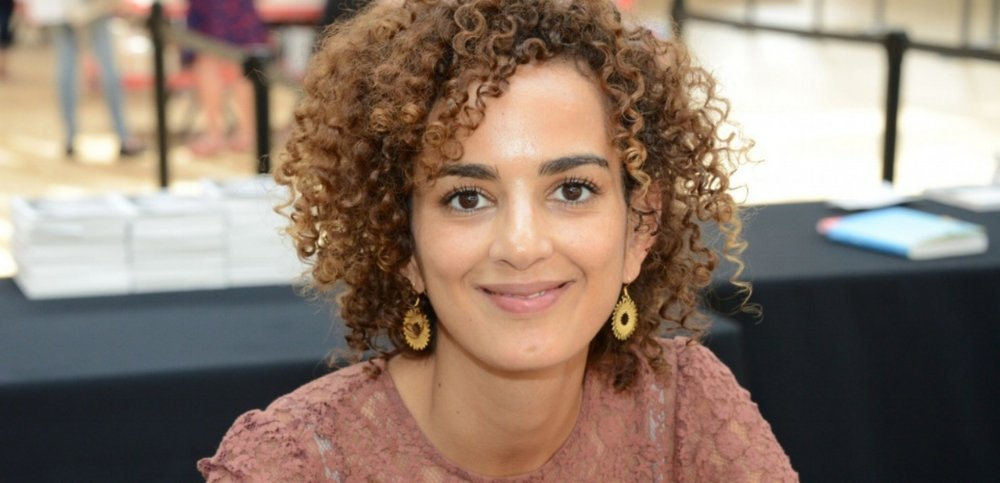 Leïla Slimani, Prix Goncourt 2016 /©LAURENT BENHAMOU/SIPA