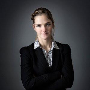 Apolline Aigueperse, promo 14, diplômée en Affaires publiques