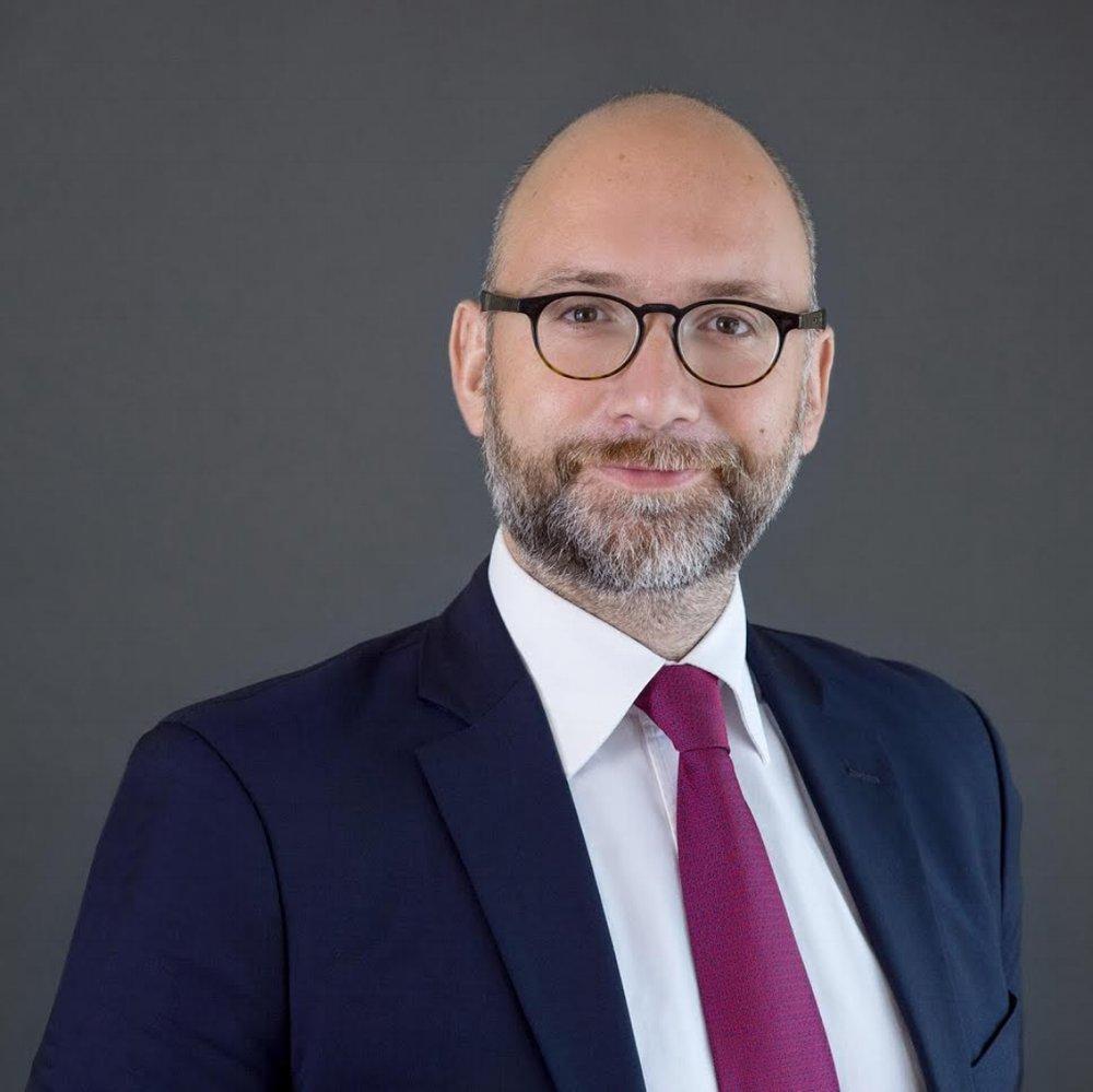 Alexandre Papaemmanuel, professeur au sein du master Affaires publiques de Sciences Po