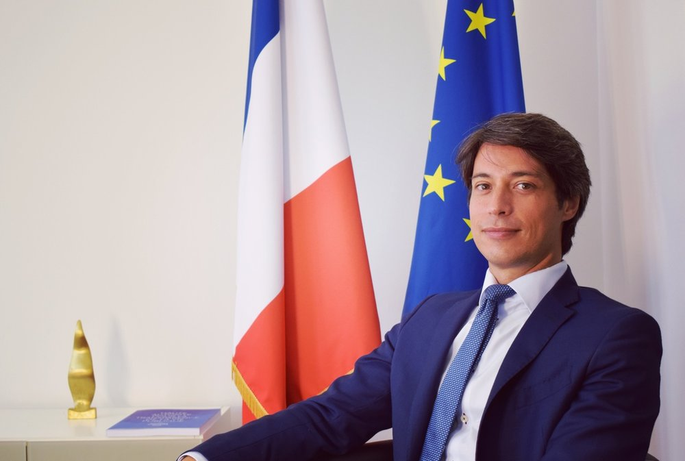 Guillaume Valette-Valla, photo HATVP