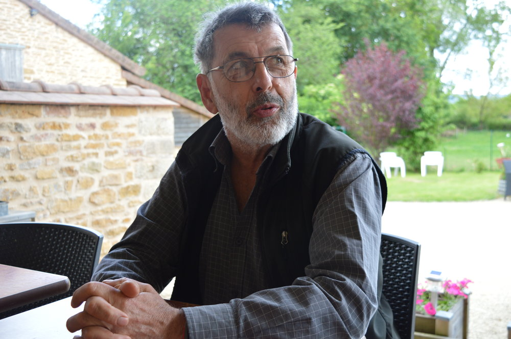 Joël Dardan, l'hôtelier du village