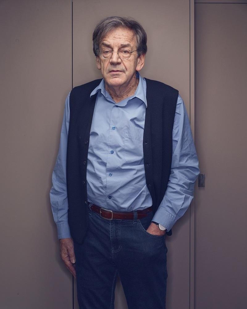 Alain Finkielkraut   Photo Manuel Braun
