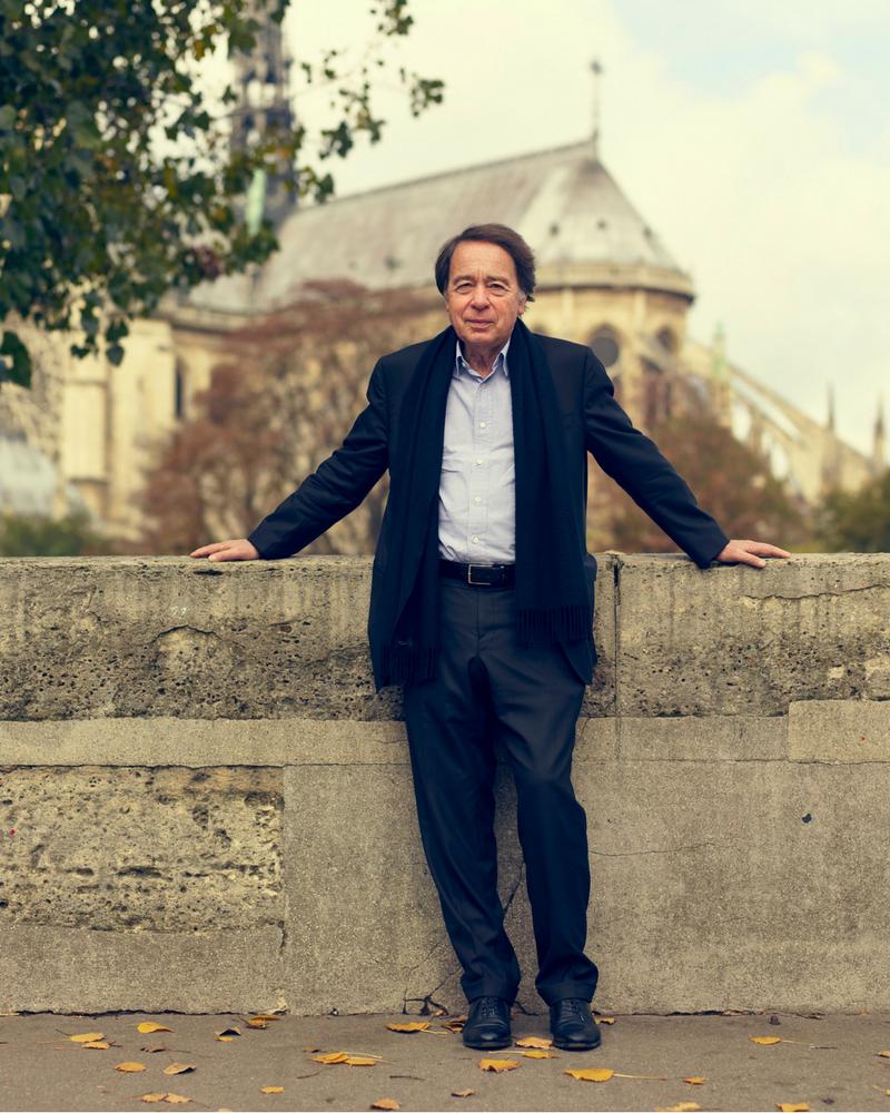 Jean-Noël Jeanneney   Photo : Manuel Braun