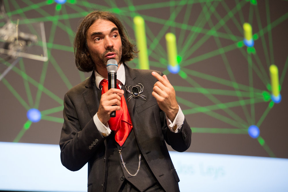 Cédric Villani ( Crédit photo Ecole Polytechnique - J.Barande)