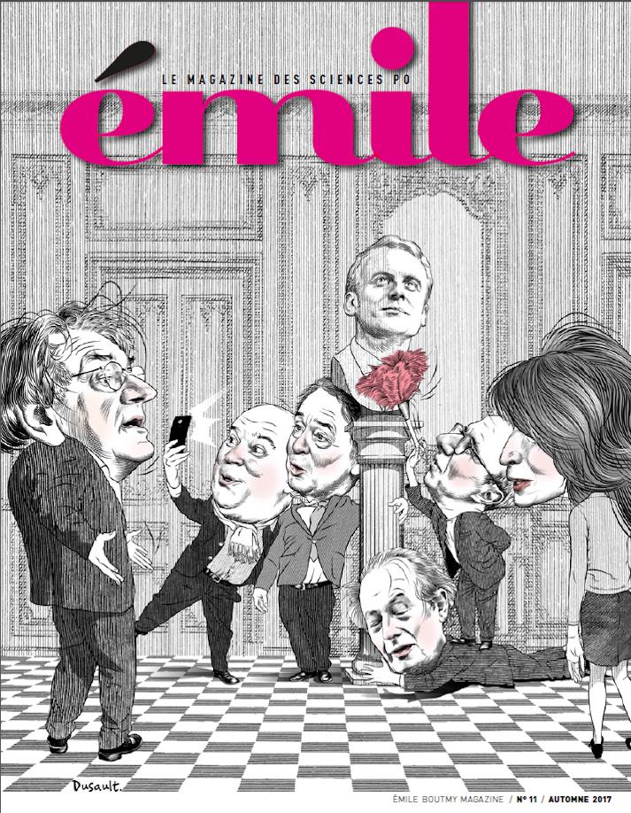 Couverture Émile n° 11