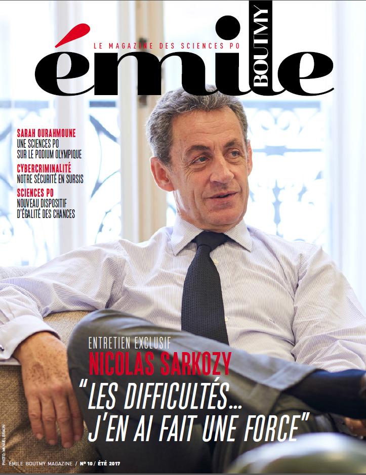 Couverture Émile n° 10