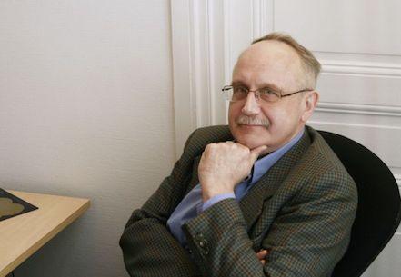 Luc Rouban (Crédit: DR)