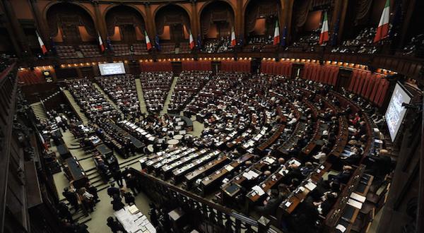 La Chambre des députés italienne ( CC/Flickr )