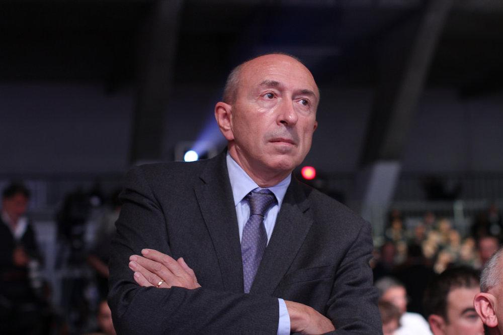 Gérard Collomb, ministre de l'Intérieur   Photo : Rémi Desert