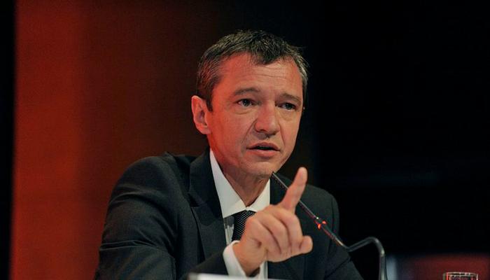 Stéphane Rozès en 2011 (© François Moura /cc-by-2.0