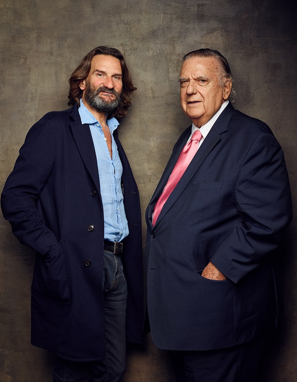 Frédéric et Jean-Michel Beigbeder (crédits : Manuel Braun)