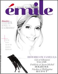 Couverture Émile n° 13