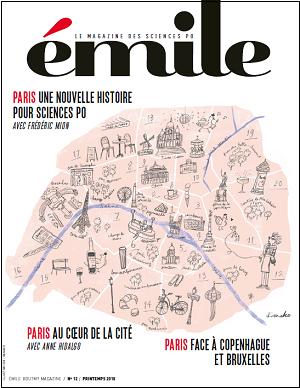 Couverture Émile n° 12