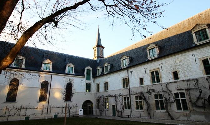Sciences Po, campus de Reims - Ancien collège des Jésuites. Crédits photo : Paul Rentler