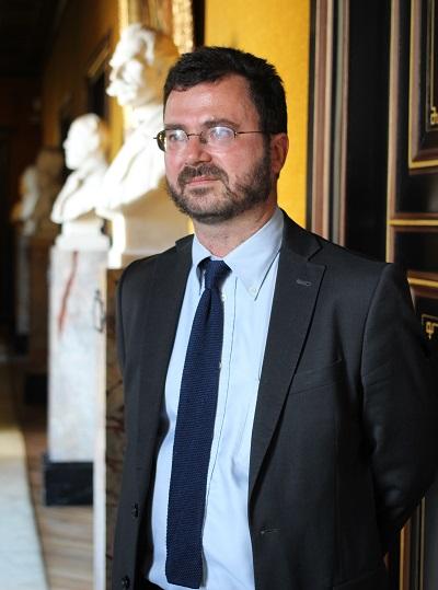 Benoît de Saint Chamas. Crédits photo : Elisabetta Lamanuzzi