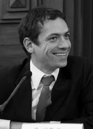 Cyril Delhay - Conseiller pour les arts oratoires, Centre d'écriture et de rhétorique de Sciences Po