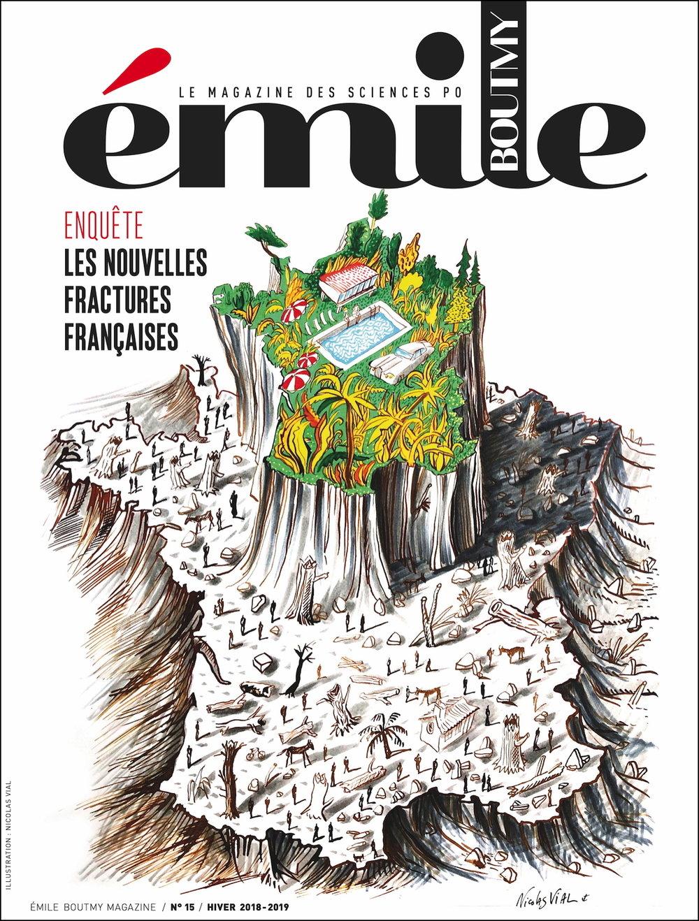 Dessin couverture : Nicolas Vial