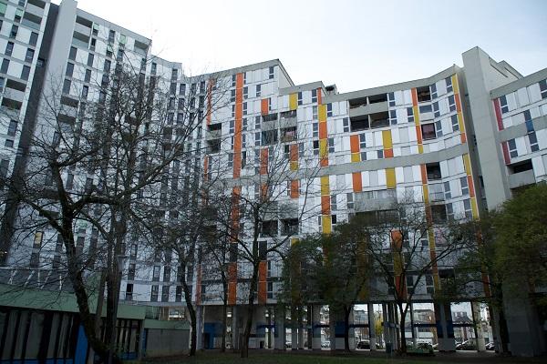 Quartier de la Villeneuve © Matthieu Desmoulins