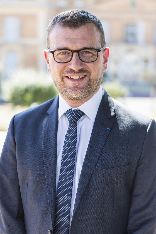 Olivier Klein, maire de Clichy-sous-Bois.