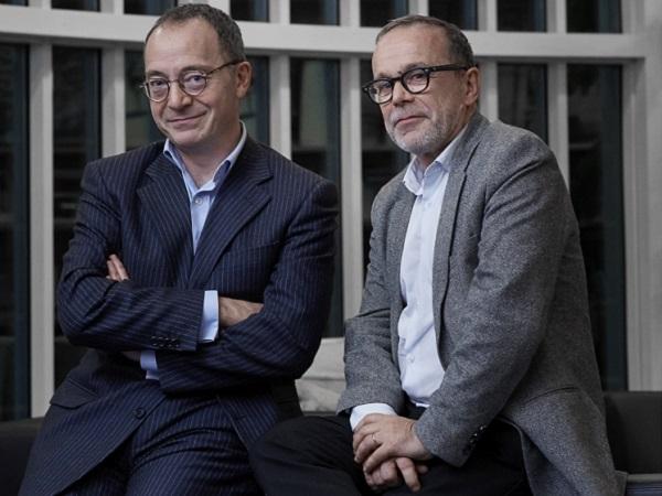 Jean-Philippe Thiellay et Olivier Lombardie. Crédits photo : Aglaé Bory