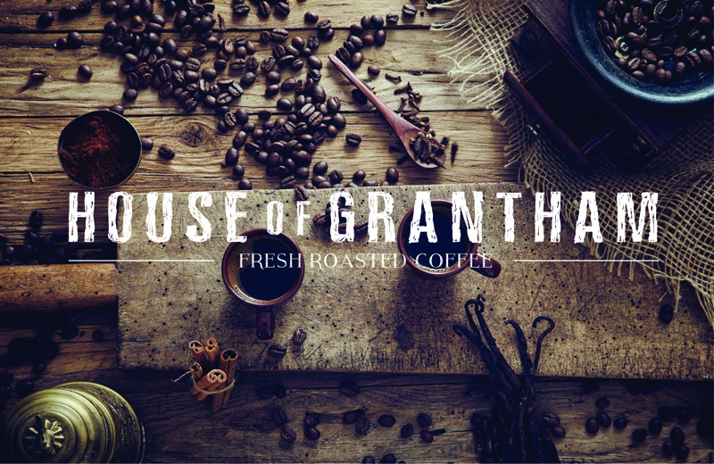 House of Grantham | Branding by Pier 9 Design