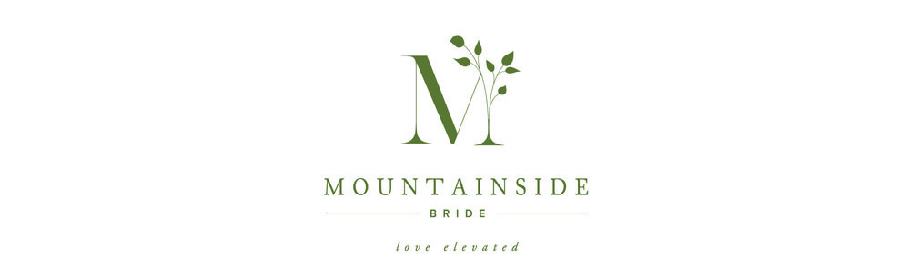 Mountainside Bride Logo