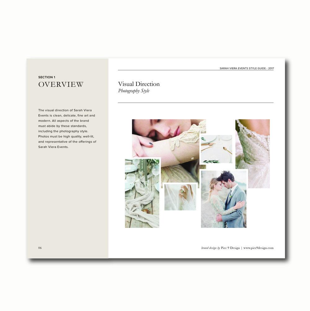 Pier 9 Design Branding Style Guide
