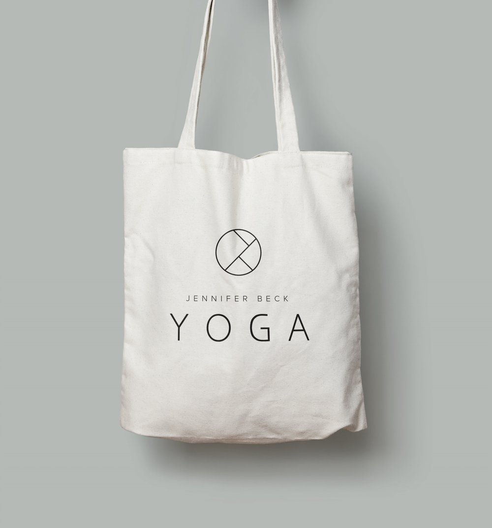 Jennifer Beck Yoga Branding