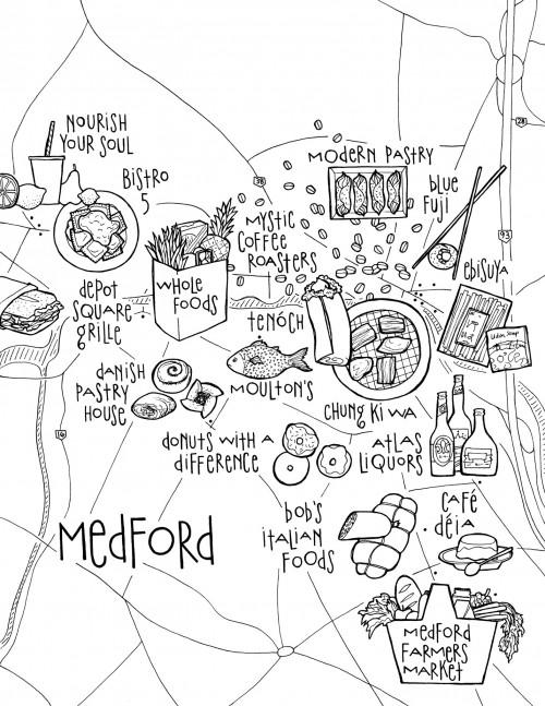 Edible Food Finds Medford