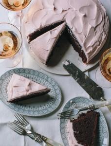 Beet-Cake