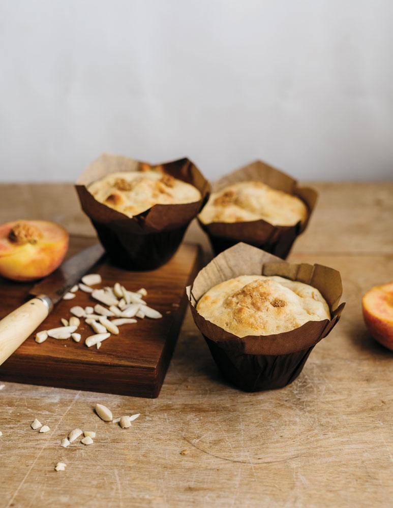 Peach Buttermilk Cake — Edible Boston