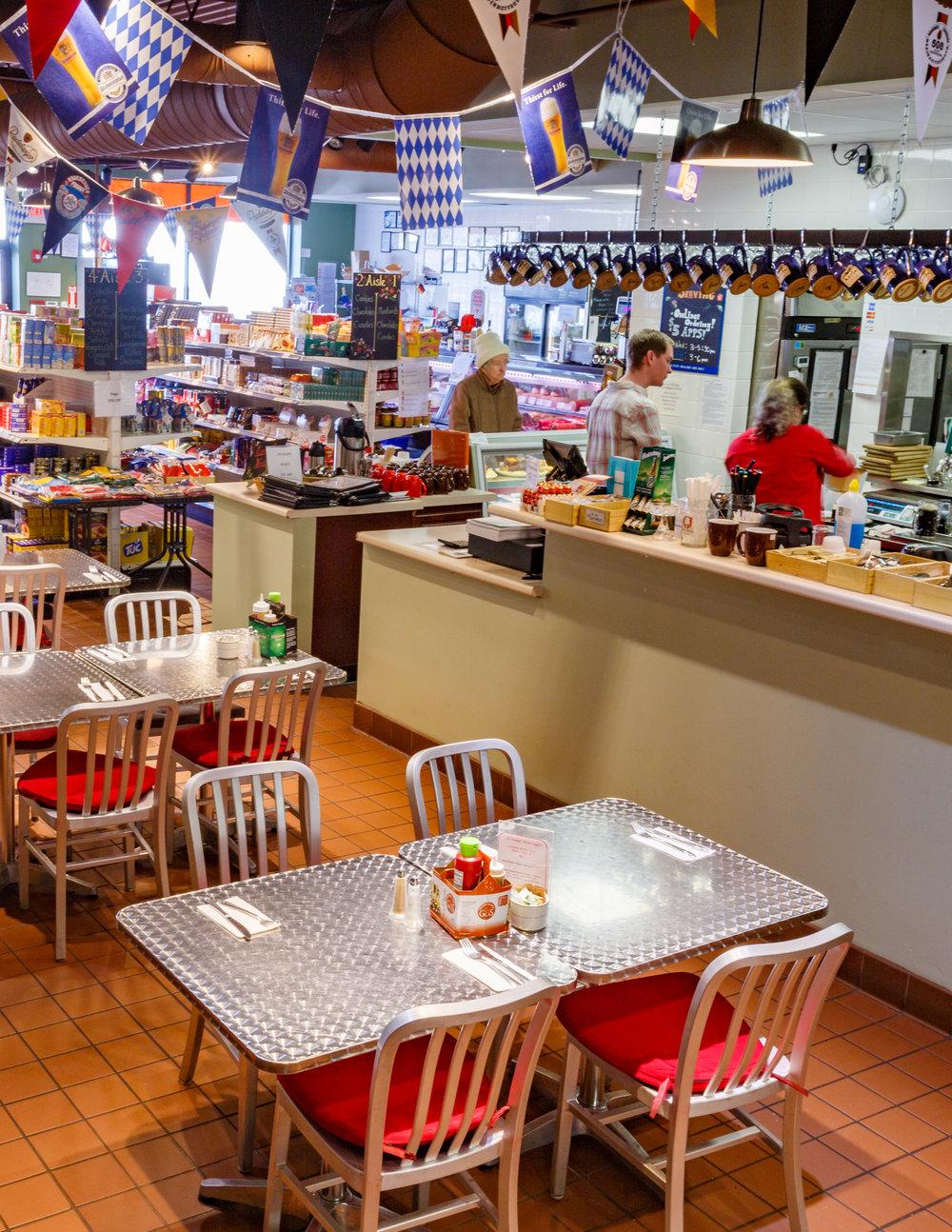 Karl's Sausage Kitchen, Peabody MA