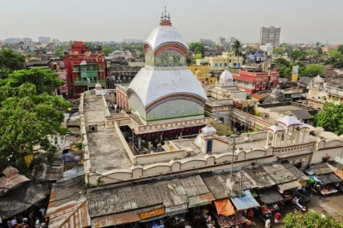 Kalighat Temple, South Kolkata