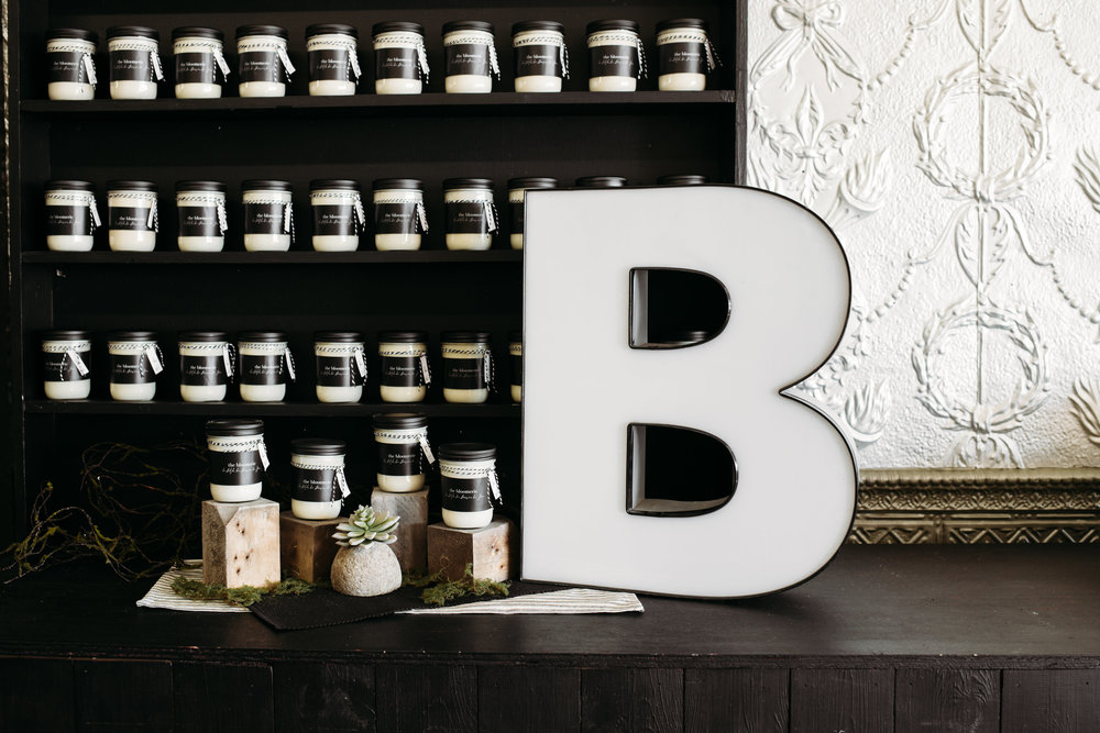 bloomerie candles