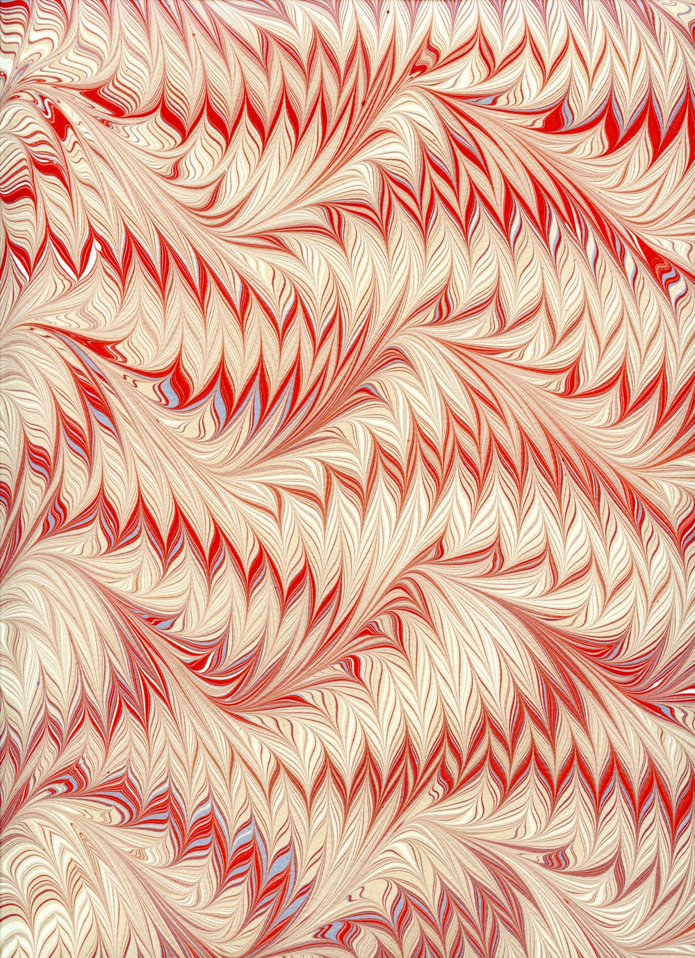 Traditional Pattern: Flame