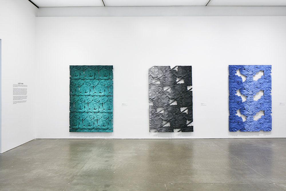 Installation view - 2017 JAMES AND AUDREY FOSTER PRIZE EXHIBITION