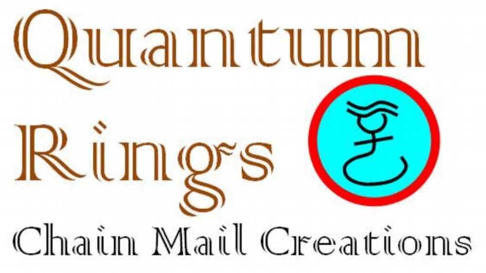 Quantum Rings Chain Mail Creations