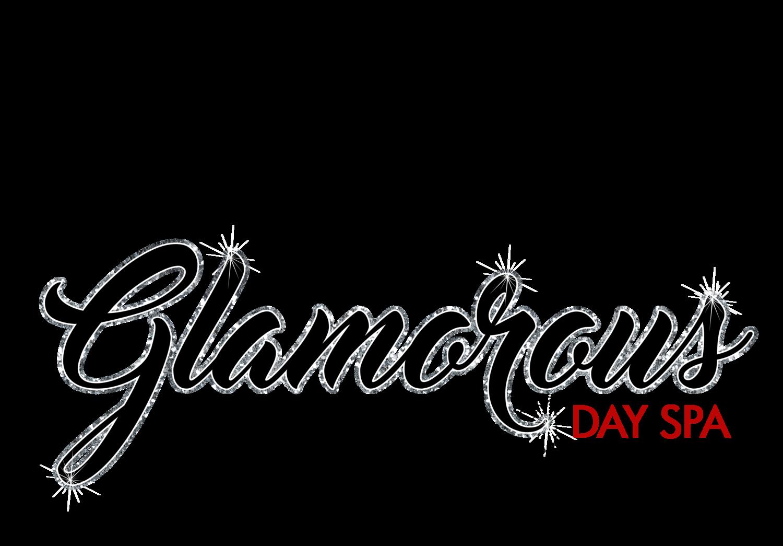 glamorous day spa