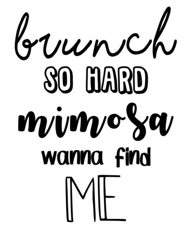 Today is the 1st of 3 days in a row that we will be serving up our delicious brunch menu!!! Free parking, we take reservations and have outdoor seating so come on in and fuel up for the holiday weekend! #mimosas #labordayfunday #brunch