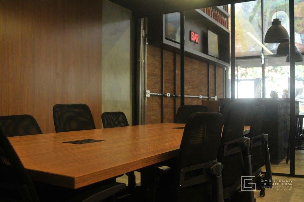 Sala de Reunião - Oscar Niemeyer