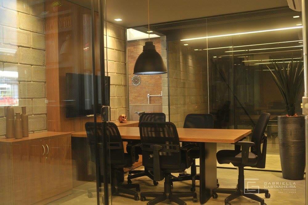 Sala de Reunião - Athos Bulcão