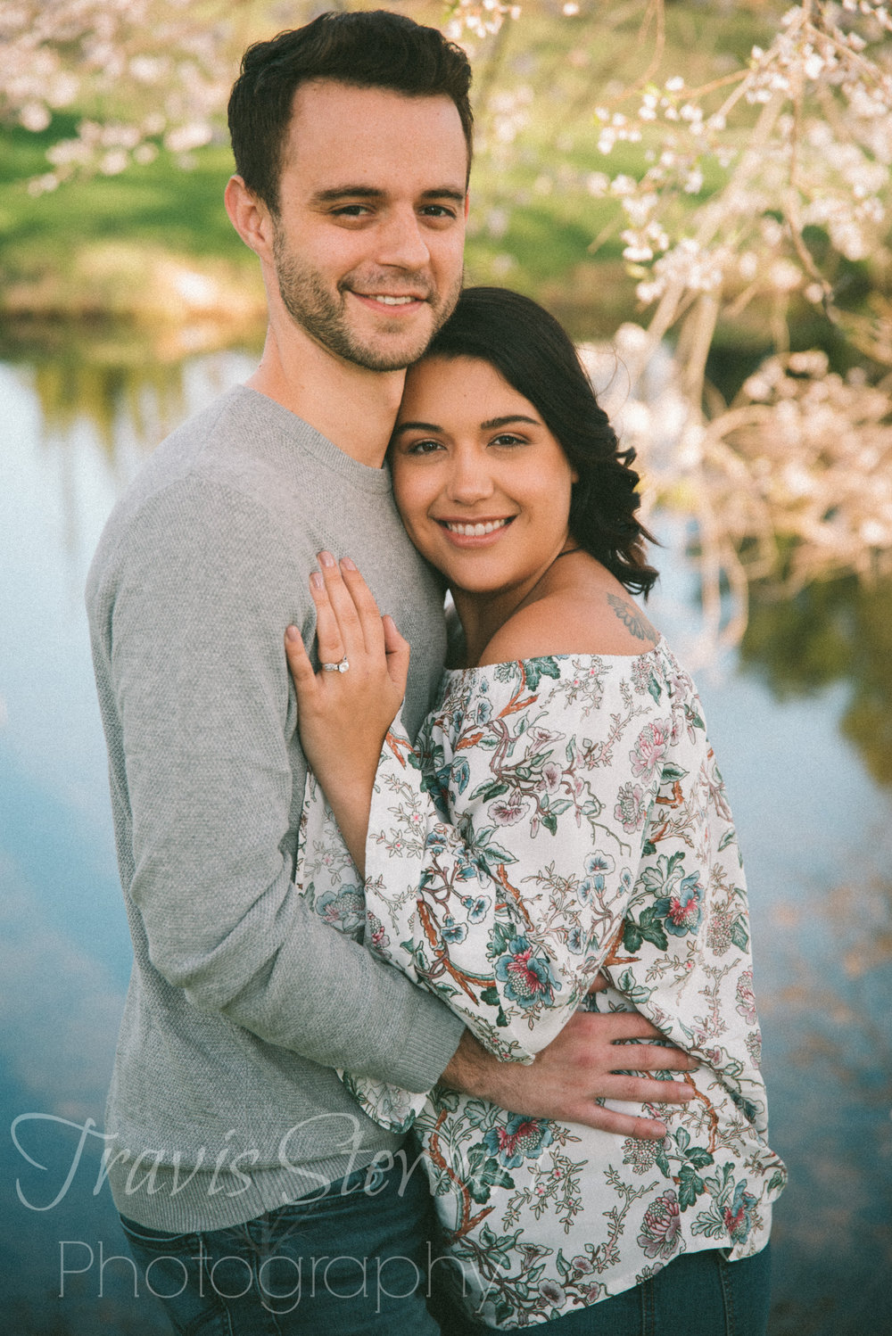 - Shadbush trees are in bloom at Dawes Arboretum - and they make for some gorgeous engagement photos😍