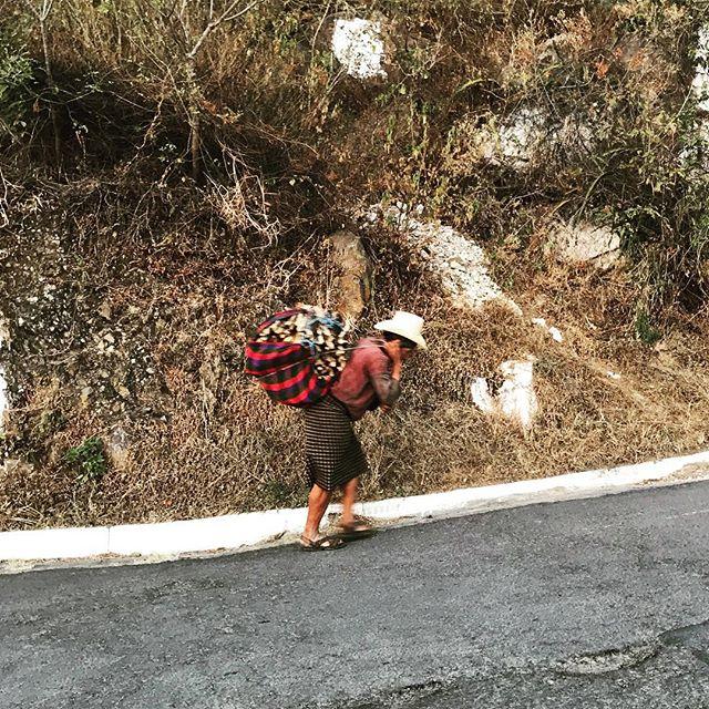 Wood for the temescal! . . . #guatemala #panajachel #sanantoniopalopo #lakeatitlan #adventure #travel #textiles #ethnic #fairtrade #culture #tipico