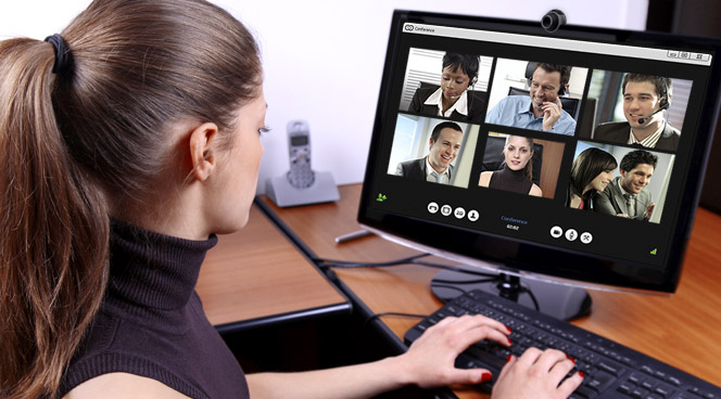 business-videochat