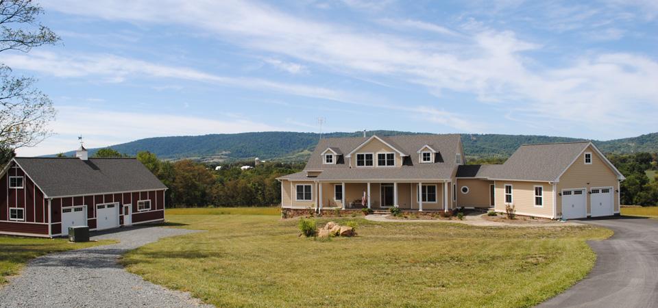 Loudoun County Custom Home 1